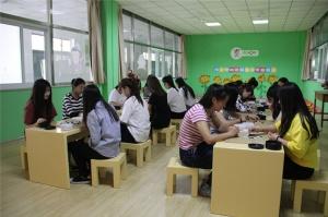 济南职业学院:全能型幼师受欢迎 毕业即被抢空