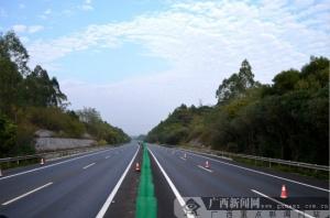 桂林绕城高速公路(灵川至僚田段)通过验收