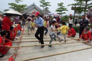 """上林县""""五一""""旅游收入稳步增长"""