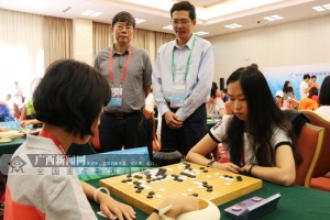 唐崇哲夺围棋第二名 全运会广西首枚群体奖牌诞生