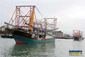 1500多艘渔船出海开捕