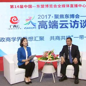 专访广西防城港核电有限公司总经理:陈健