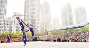 重庆提升公共文化服务水平 让百姓尝到文化