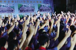 社会主义核心价值观融入南宁校园