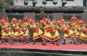 高清组图:2018广西·下洛扁担文化旅游节开幕