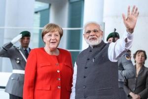 印度总理莫迪访问德国