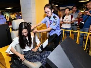 全区公安首个公共安全教育馆在南宁正式启用