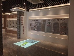 平桂区建立反邪教警示教育基地