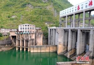 """广西60年变迁""""恶滩""""变""""乐滩"""" 红水河成水电开发基地"""
