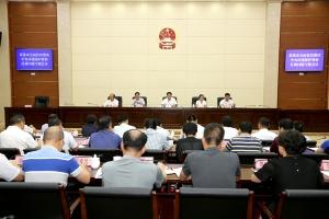 李新元:全力确保中央环保督察反馈问题整改到位