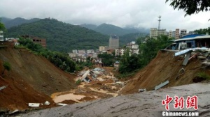 强降雨致广西5市24县区遭受洪涝灾害 9万多人受灾
