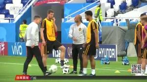 [世界杯]英格兰、比利时未必想拿小组第一 [超清版]