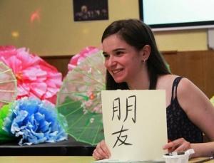 """第十一届""""汉语桥""""世界中学生中文比赛比利时赛区决赛落幕"""