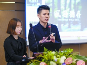 南宁这位小哥哥厉害了 作品入围上海电影节
