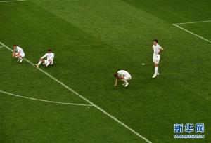 意甲双星闪耀 克罗地亚加时逆转英格兰首进决赛