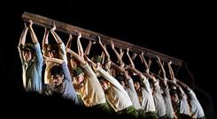 第十二届全国舞蹈展演开幕