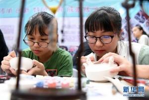 广西南宁举办国际学生用品交易会