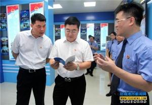 李延强:坚持党对检察工作的绝对领导