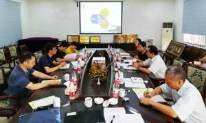 广西科协调研组到防城港市相关生物医药企业调研