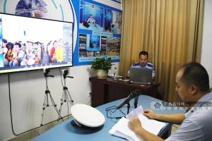 柳州交警创新科技手段助推道路交通安全管理工作
