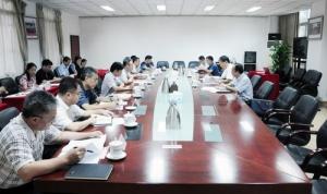 费志荣到广西科技厅检查指导工作