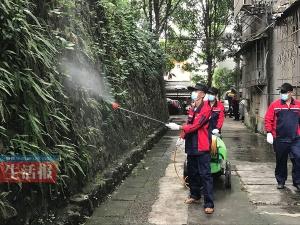 """南宁在全市消杀""""四害"""" 时间:7月21日-31日(图)"""