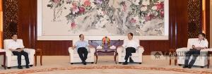 吉炳轩来广西开展农产品质量安全法等执法检查