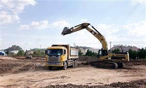 苍梧县旺甫工业小镇加快推进重点项目建设