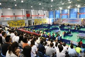 2018年全国残疾人乒乓球挑战赛为何选中金昌?