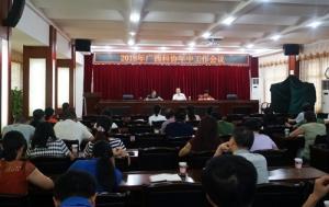 广西科协召开年中工作会议总结上半年工作部署下半年任务