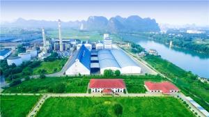 广西扶南东亚糖业工厂