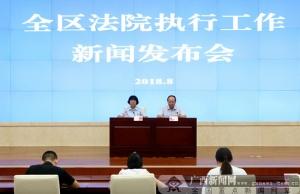 广西法院强力惩治失信被执行人
