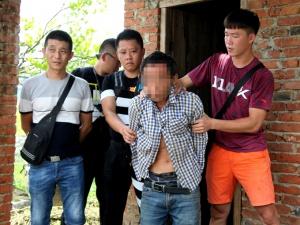 宜州一男子因纠纷砍死儿童案后续:嫌疑人落网(图)