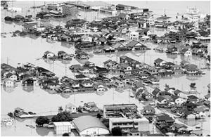 中国学者分析全球季风区极端降水的变化和影响