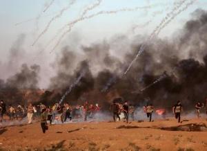 以军士兵开枪打死2名巴勒斯坦人