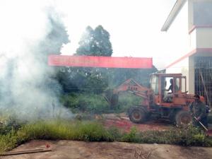 百色又一科技扶贫项目在贫困村开工建设