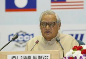 印度前总理瓦杰帕伊去世