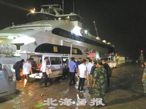 多措并举!北海多部门为游客离岛保驾护航