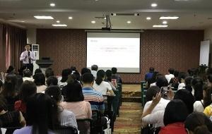 广西人力资源管理发展研究会举办818人力资源日讲座