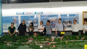 亚洲开发银行专家到兴安县灵渠考察