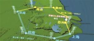 全球首条特高压穿越长江综合管廊正式贯通