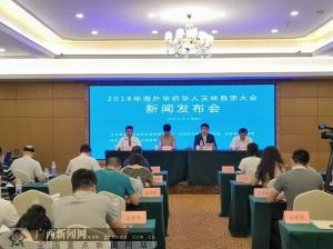 2018海外华侨华人玉林恳亲大会9月15日在容县举办