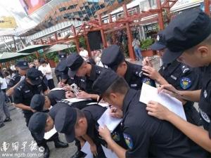 桃源路车祸后南宁市民踊跃献血 血站血液供应充足