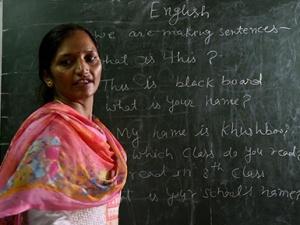 探访印度社区文化学校