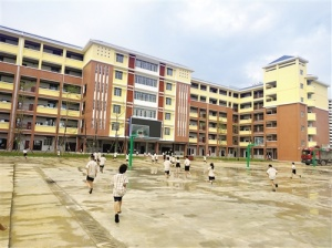 上林县:春风化雨润桃李 优质教育育英才