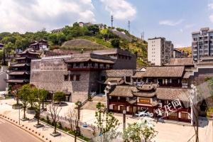 忠州博物馆藏了一个全国之最 中坝遗址层复原墙展现5000年文明史