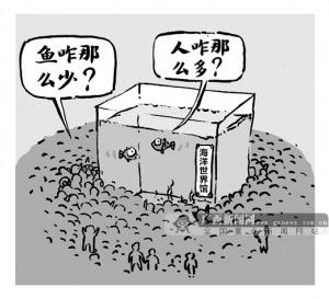 画中话:鱼缸海洋馆