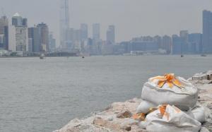 """香港特区政府严阵以待 应对超强台风""""山竹"""""""