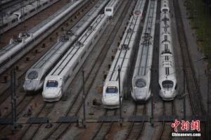 17日粤琼高铁及普速列车逐步恢复开行