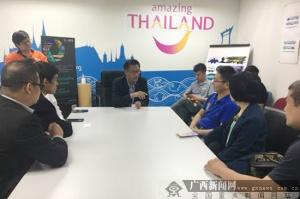 2018年中国-东盟国际汽车拉力赛组委会赴泰国勘路